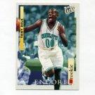 1996-97 Ultra Basketball #269 Tony Delk RE - Charlotte Hornets