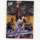 1996-97 Ultra Basketball #253 Karl Malone - Utah Jazz