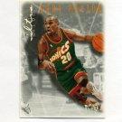 1996-97 Ultra Basketball #145 Gary Payton UE - Seattle Supersonics