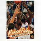 1996-97 Ultra Basketball #085 Michael Finley - Phoenix Suns