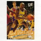 1996-97 Ultra Basketball #056 Nick Van Exel - Los Angeles Lakers