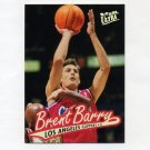 1996-97 Ultra Basketball #048 Brent Barry - Los Angeles Clippers