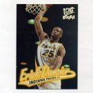 1996-97 Ultra Basketball #043 Erick Dampier RC - Indiana Pacers