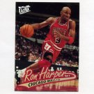 1996-97 Ultra Basketball #015 Ron Harper - Chicago Bulls