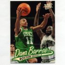 1996-97 Ultra Basketball #006 Dana Barros - Boston Celtics
