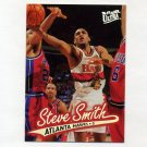 1996-97 Ultra Basketball #005 Steve Smith - Atlanta Hawks