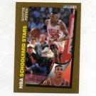 1992-93 Fleer Basketball #260 Scottie Pippen SY - Chicago Bulls