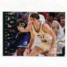 1995-96 Fleer Total D Basketball #12 John Stockton - Utah Jazz