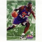 1995-96 Fleer All-Stars Basketball #08 Larry Johnson / Detlef Schrempf