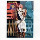 1995-96 Fleer Basketball #330 Reggie Miller FF - Indiana Pacers