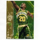 1995-96 Fleer Basketball #180 Gary Payton - Seattle Supersonics