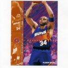 1995-96 Fleer Basketball #142 Charles Barkley - Phoenix Suns