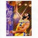 1995-96 Fleer Basketball #088 Vlade Divac - Los Angeles Lakers