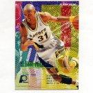 1995-96 Fleer Basketball #076 Reggie Miller - Indiana Pacers