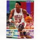 1995-96 Fleer Basketball #026 Scottie Pippen - Chicago Bulls