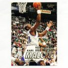 1997-98 Fleer Basketball #032 Karl Malone - Utah Jazz