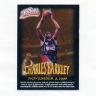 1997-98 Fleer Million Dollar Moments Basketball #03 Charles Barkley - Houston Rockets