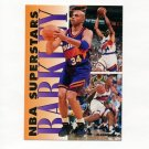 1993-94 Fleer NBA Superstars Basketball #02 Charles Barkley - Phoenix Suns