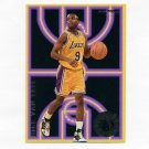 1993-94 Fleer First Year Phenoms Basketball #09 Nick Van Exel - Los Angeles Lakers
