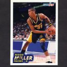 1993-94 Fleer Basketball #085 Reggie Miller - Indiana Pacers