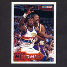 1993-94 Fleer Basketball #054 Dikembe Mutombo - Denver Nuggets