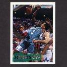 1993-94 Fleer Basketball #021 Larry Johnson - Charlotte Hornets