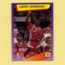 1992 Front Row Dream Picks Basketball #004 Larry Johnson - Charlotte Hornets