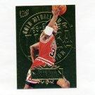 1995-96 Ultra Gold Medallion Basketball #028 Scottie Pippen - Chicago Bulls