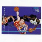 1995 Classic Basketball Silver Signatures #116 Loren Meyer - Iowa State / Dallas Mavericks