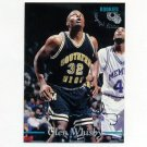 1995 Classic Basketball Silver Signatures #056 Glen Whisby - Southern Mississippi