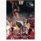 1995 Classic Basketball Silver Signatures #046 Mark Davis - Texas Tech / Minnesota Timberwolves