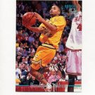1995 Classic Basketball Silver Signatures #017 Randolph Childress - Wake Forest / Detroit Pistons