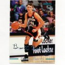1995 Classic Basketball Silver Signatures #014 Brent Barry - Oregon State / LA Clippers