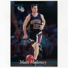 1995 Classic Basketball FOIL #085 Matt Maloney - University of Pennsylvania / Houston Rockets
