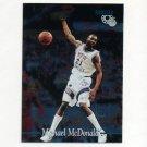 1995 Classic Basketball FOIL #051 Michael McDonald - University of New Orleans / Charlotte Hornets