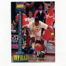 1994 Signature Rookies Basketball Tetrad Top Prospects #131 Charlie Ward SP