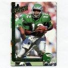 1991 Action Packed Football Prototypes #P1 Randall Cunningham - Philadelphia Eagles