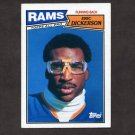 1987 Topps Football #146 Eric Dickerson - Los Angeles Rams