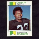 1973 Topps Football #363 Charlie Smith RB - Oakland Raiders