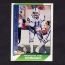 1991 Pacific Football #193 Jeff George - Indianapolis Colts