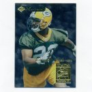 1998 Collector's Edge First Place Markers Football #12 Roosevelt Blackmon - Green Bay Packers