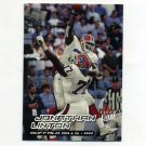 2000 Ultra Football #137 Jonathan Linton - Buffalo Bills