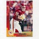2000 Leaf Rookies and Stars Football #047 Tony Gonzalez - Kansas City Chiefs