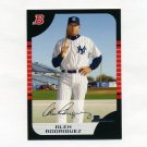 2005 Bowman Baseball #050 Alex Rodriguez - New York Yankees