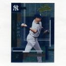 2003 Absolute Memorabilia Baseball #005 Derek Jeter - New York Yankees
