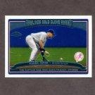2006 Topps Chrome Baseball #256 Derek Jeter AW - New York Yankees