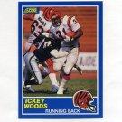 1989 Score Football #063 Ickey Woods RC - Cincinnati Bengals NM-M
