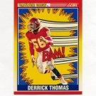 1990 Score Football #553 Derrick Thomas CC - Kansas City Chiefs