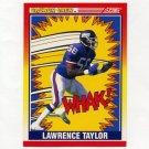 1990 Score Football #552 Lawrence Taylor CC - New York Giants