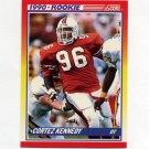 1990 Score Football #299 Cortez Kennedy RC - Seattle Seahawks
